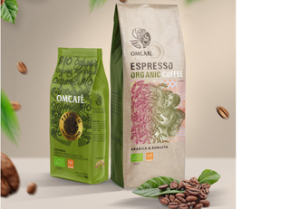 OMCAFE Espresso ORGANIC