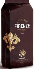 Novinka Omcafe espresso FIRENZA